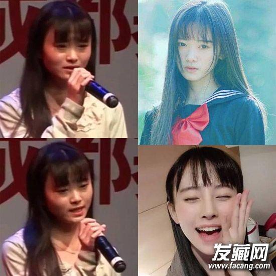 发型pk完全没得比 鞠婧祎跑男4(3)