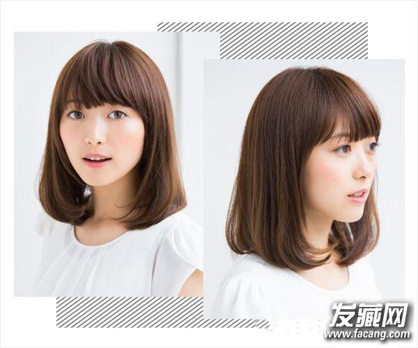 2016女生发型流行趋势 看脸型找准适合自己的 发型与脸型搭配女