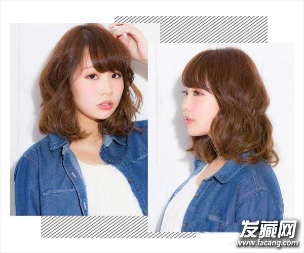长脸适合的发型趋势 看脸型找准适合自己的(5)