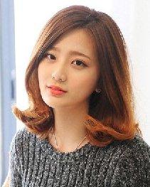 冬季流行的卷发发型 东方复古名