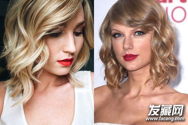 2016年会适合发型 绝对亮眼的10款发型 2016流行发型女图片