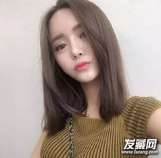 12款中短发发型图片 齐肩中短发发型(4)