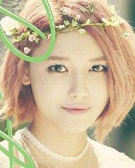 2016瘦脸中短发发型 韩式瘦脸中短发发型