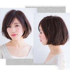 目前最流行的发型 日系短发显气质