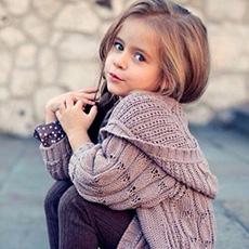 女儿童发型图片 打造可爱萌萝莉