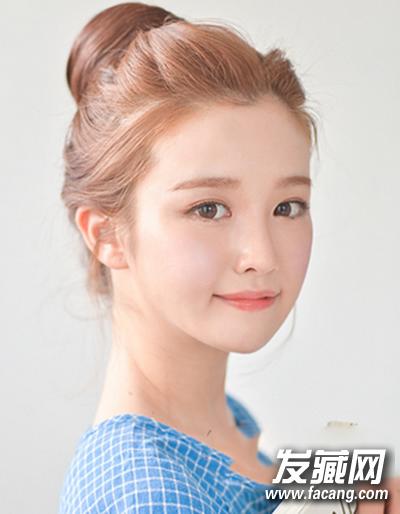 韩式包包头怎么扎好看 包包头发型推荐