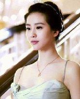 刘诗诗新娘发型预演 婚纱写真