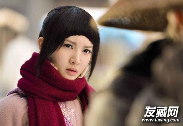 郑爽锅盖刘海被吐槽 丑萌的二次元刘海到底是闹那样(2)图片