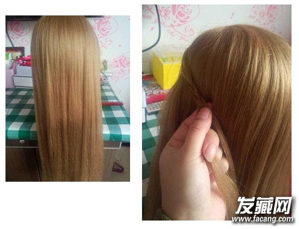 扎头发的方法 留住长发和阳光抗战到底 →夏季也要做长发小公主