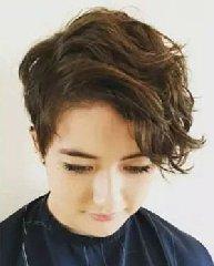 剪个短发变帅了!欧美女生最爱的短发图片