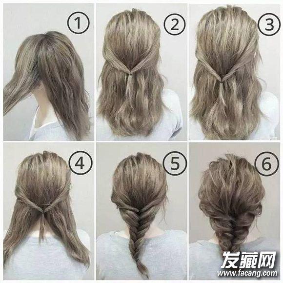 发型网 女生发型 女生可爱发型 > 春天怎么扎头发好看 这10款就够用了