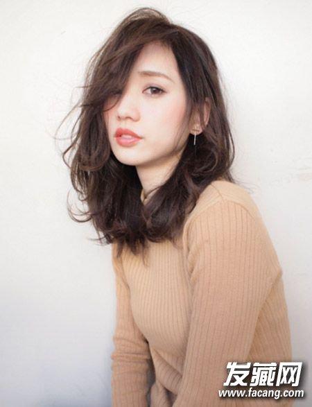 短发塞耳后才是王道 微卷短发或利落短发发型(3)图片