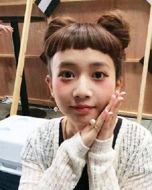 猴年最流行刘海发型 减龄日式刘海