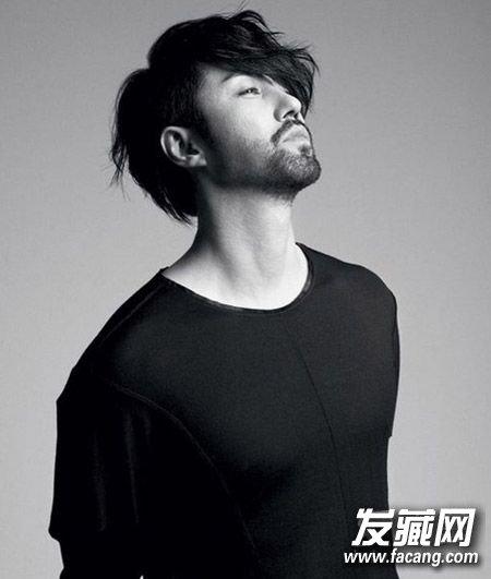 男士发型图片(3)_男生烫发