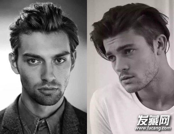发型网 男生发型 男生烫发发型 > 寸头&大背头 最显男子汉气概的发型图片