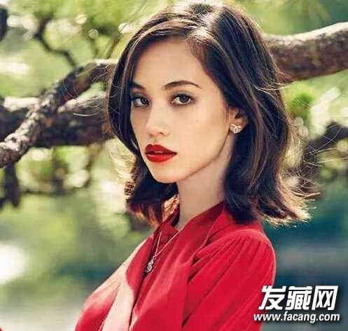 【图】气质lob发型图片2016女