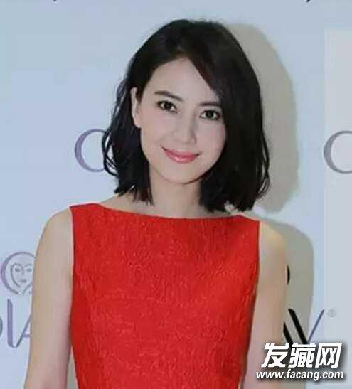 【图】气质lob发型图片2016女(2)