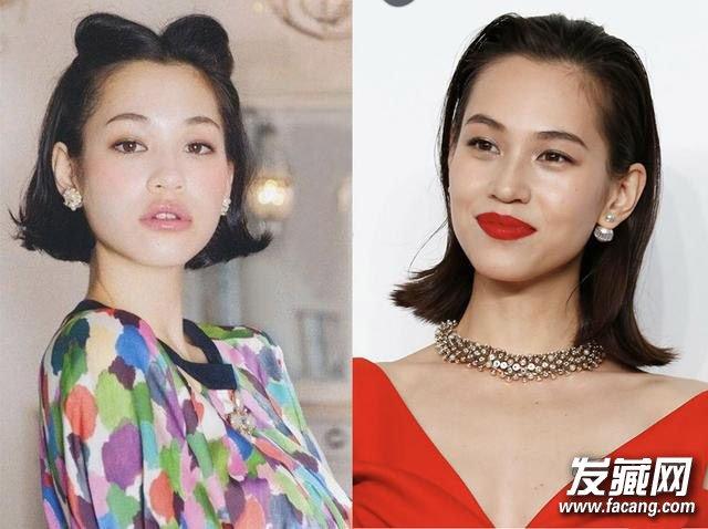 2016最新短发发型设计 好多韩国明星都剪了      杏仁形脸就是细长图片