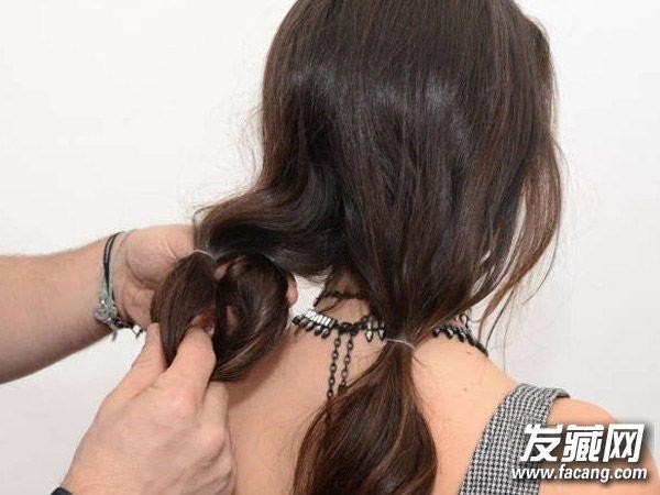 长发变短发发型设计 这些扎法你都学会了吗图片