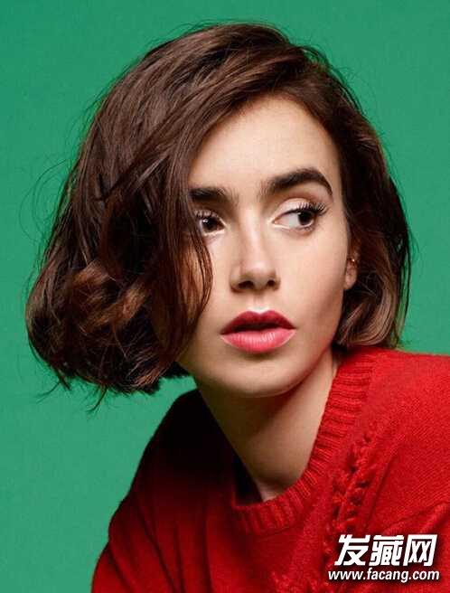 发型网 女生发型 女生发型与脸型 > 方脸适合什么发型?