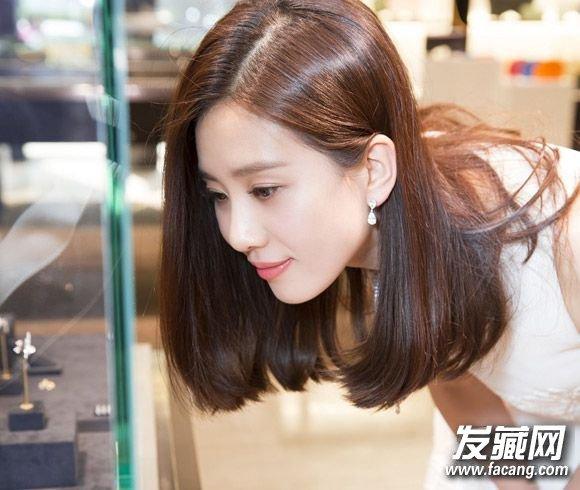 刘诗诗婚礼将近 刘诗诗近期发型