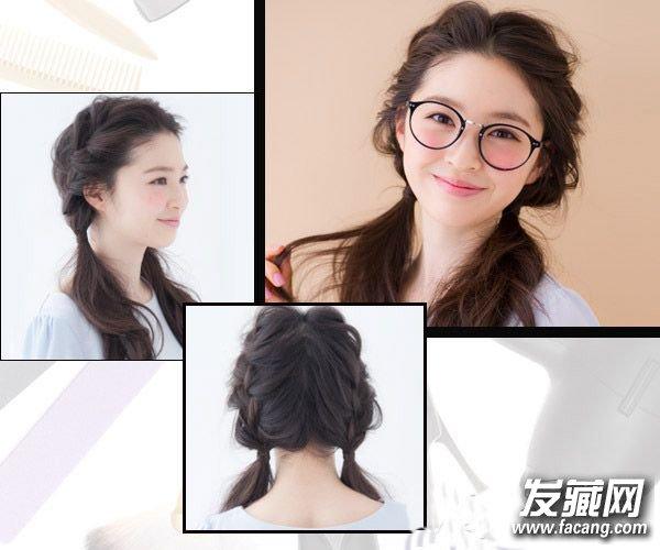 发型网 女生发型 马尾发型 > 马尾怎么扎好看 4款教程中长发mm必试(2)