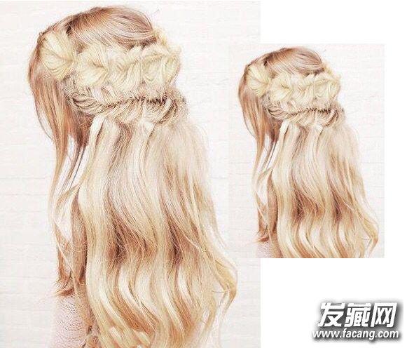 春季出游怎么扎头发好看 学3款漂亮的编发 简单好看的编发