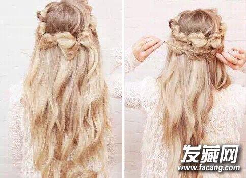 春季出游怎么扎头发好看 简单好看的编发