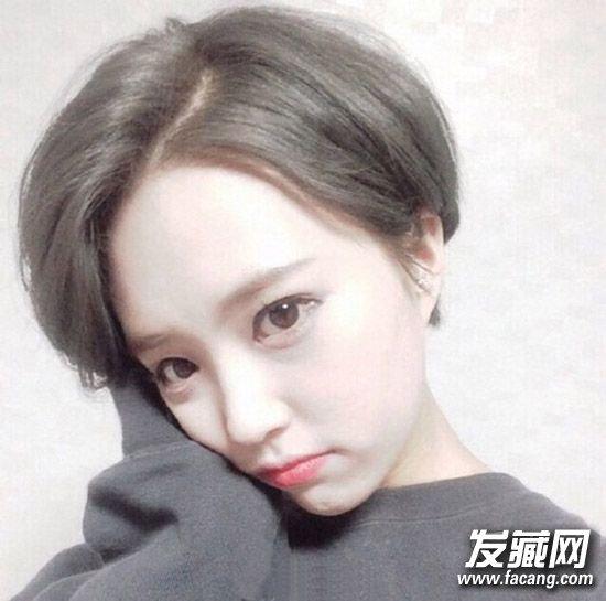 学江疏影白百何留短发 →夏日最好看的短发造型  夏季流行短发发型图片