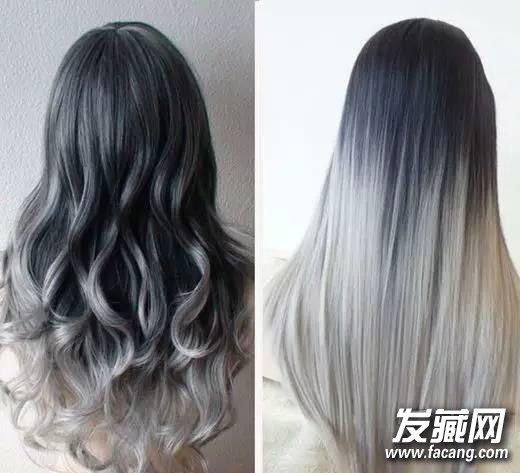 可怕的雾霾灰在头发上竟然这么美