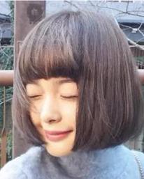 短发也能72变 日系妹妹头的7种打开方式