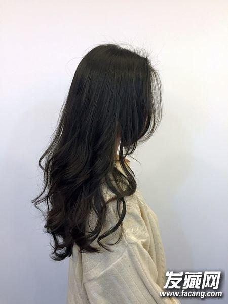 →2016气质中短发烫发发型