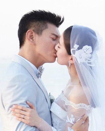 刘诗诗最新发型图片 美的不仅仅是新娘发型