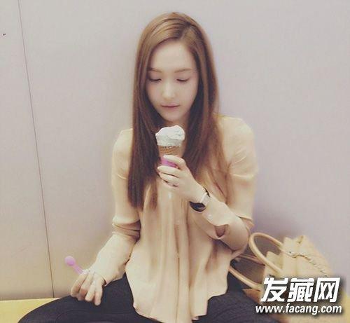 郑秀妍5款发型美爆了(5)图片