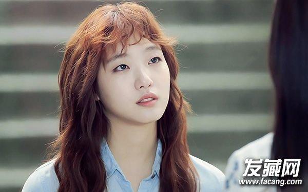 韩国流行自然卷发型 一个离子夹就能搞定 自然卷发发型图片