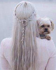 <b>不会编头发的人生是不完整的!5种编发方法图解</b>