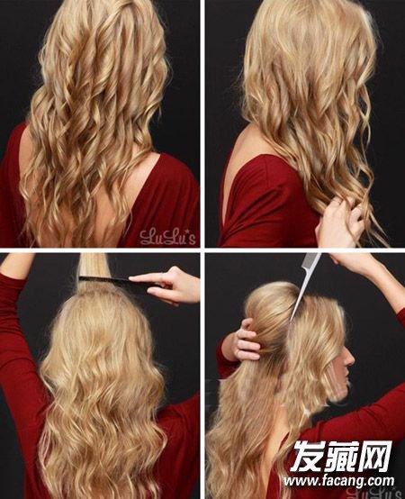 夏天保住及腰长发的方法 扎马尾辫拯救怕热的你(4)图片