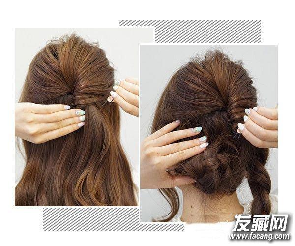 发型网 发型diy 编发教程 > 夏天怎么扎头发简单好看 有着4款就够了!