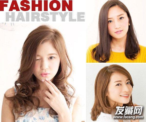 鹅蛋脸适合什么发型 众多脸型之中卷发最好搭图片