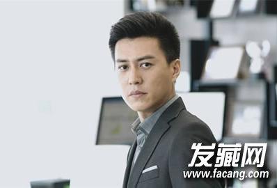 """赵启平---飞机头 王凯的脸型      """"老干部""""靳东这个 发型相当适合他图片"""