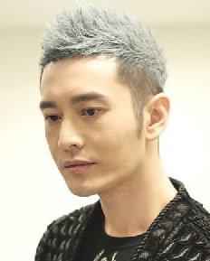 《旋风孝子》黄晓明发型 留寸头的男人就是帅!