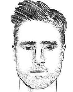 最新男士发型大全 不同脸型发型设计