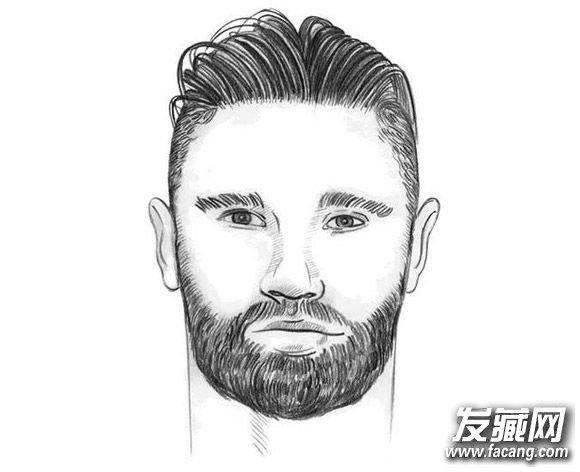 男明星发型 > 最新男士发型大全 不同脸型发型设计(4)  导读:4,圆形脸