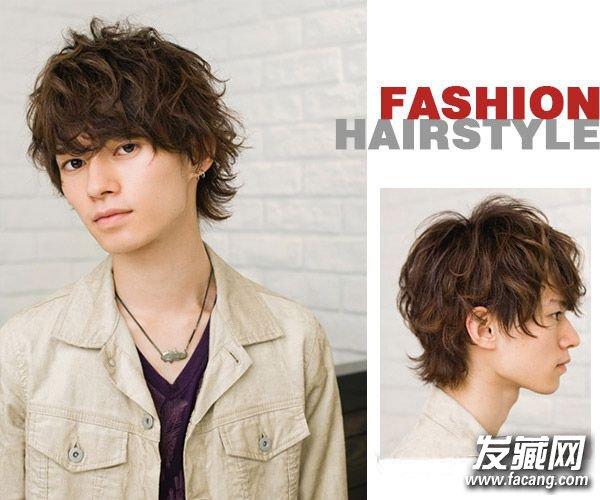 方脸男士发型指南 9款短发真心好养眼 方脸发型男图片