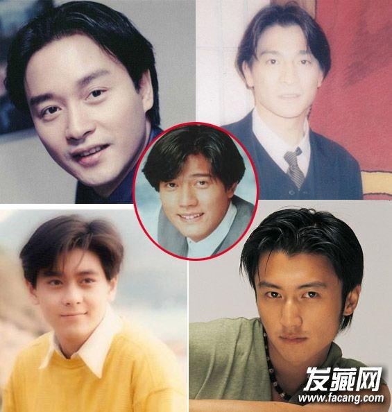 杨洋鹿晗吴亦凡 盘点娱乐圈完美驾驭中分的男星 男士中分发型