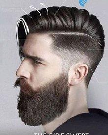 男士偏分怎么剪好看? 潮男必备undercut发型欣赏