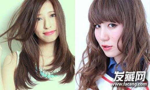 选对发型秒变可爱娃娃脸 →短发基本不挑脸 3种常见发型与脸型搭配