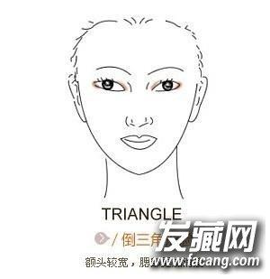 女生发型与脸型 > 圆脸