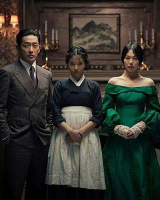 尺度惊人!韩国电影《小姐》女主金敏喜发型图片