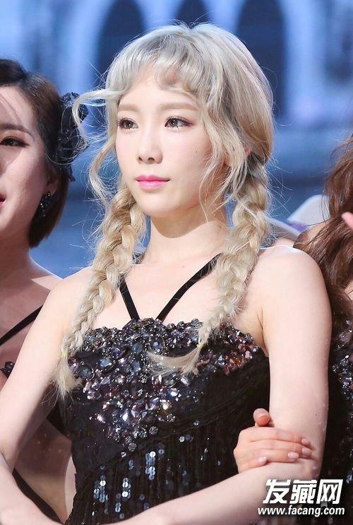 韩团发型时尚 一直都只聚焦在这几个人身上 韩国的明星发型